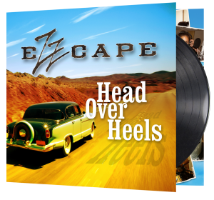 Head over heels - CD + LP album in luxe uitgave