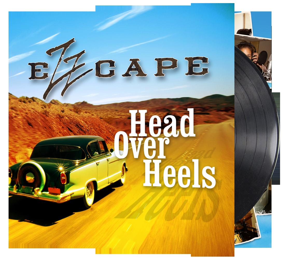 head over heels vinyl cd edition ezzcape. Black Bedroom Furniture Sets. Home Design Ideas