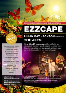 Uitnodiging Ezzcape 27 september